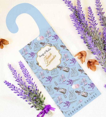 French Lavender Potpourri Perfume Hanging Sachet