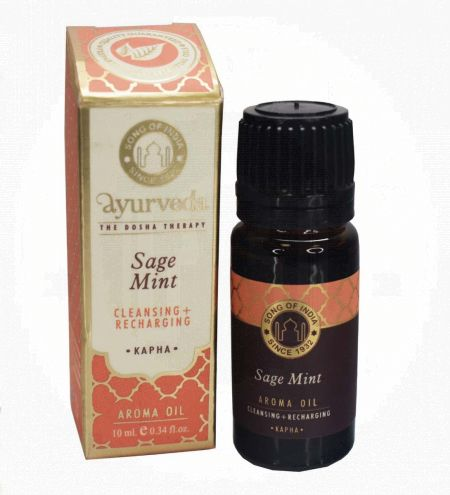 Sage Mint Luxurious Veda Aroma Oil