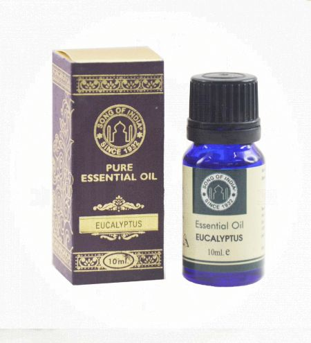 Eucalyptus Pure Essential Oil