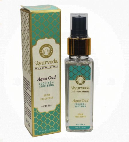 Aqua Oud  Luxurious Veda Room Freshener  in Square Bottle