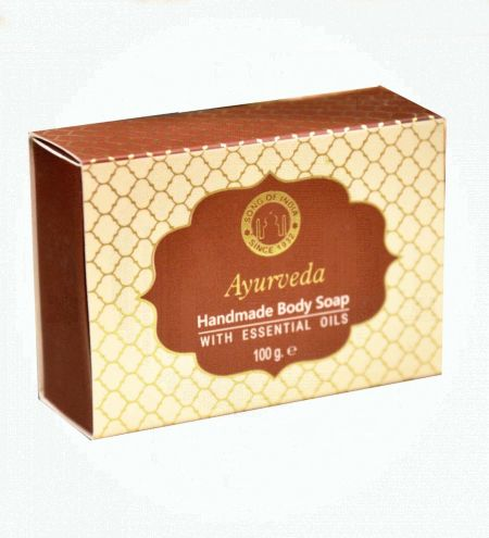 Ayurveda Handmade Glycerin Soap