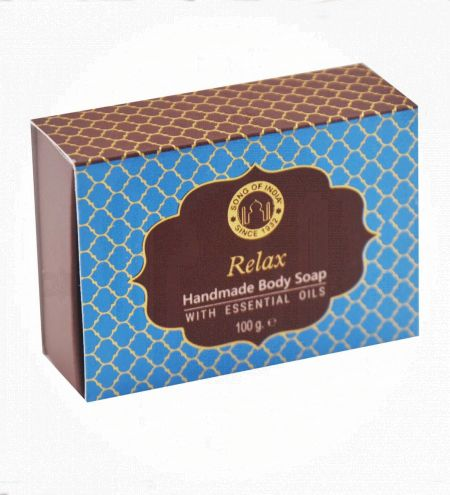 Relax Handmade Glycerin Soap