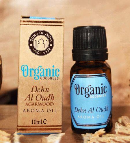 Dehn Al Oudh - Agarwood Organic Ambience Aroma Oil