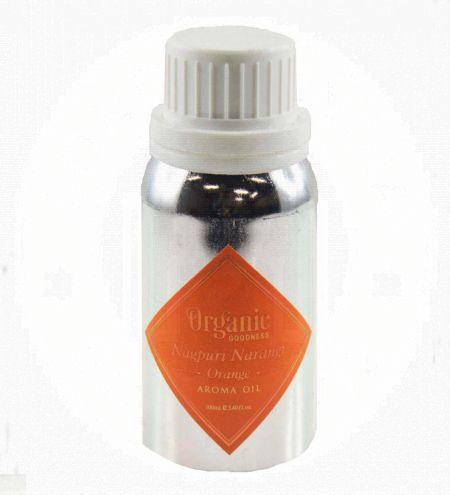 Nagpuri Narangi - Orange Organic Bulk Aroma Oil