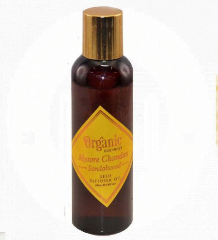 Mysore Chandan - Sandalwood Organic Diffuser Oil Refill