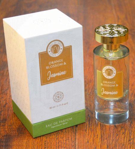 Jasmine & Orange Blossom Eau de Parfum