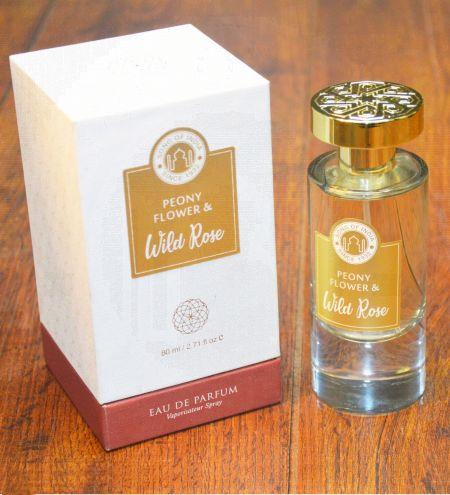 Wild Rose & Peony Flower Eau de Parfum